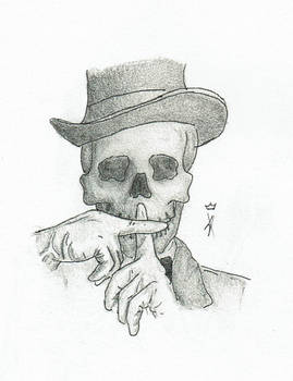 Brendon Urie: I Write Sins - Skeleton