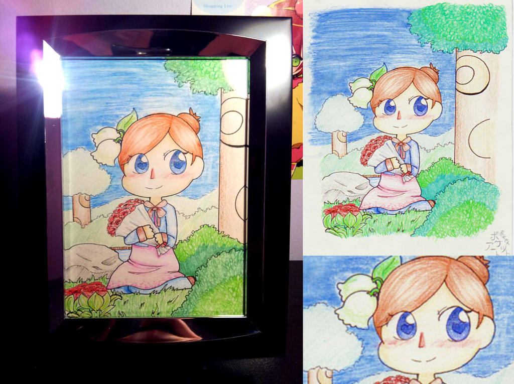 ACNL Birthday Gift by poketmon
