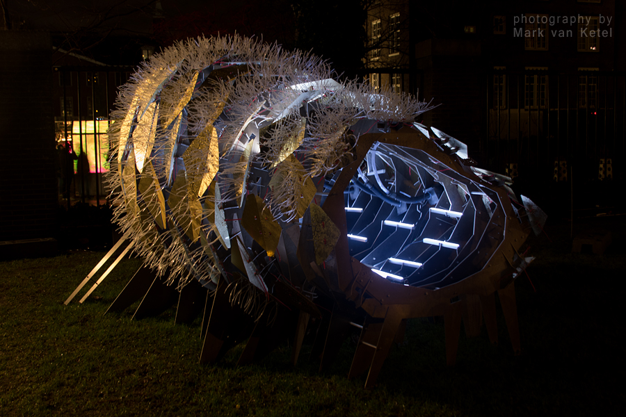 Amsterdam Light Festival XIII - Flowering Phantas by blizzard2006