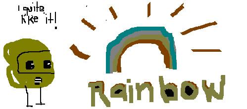 rainbew by poobumweeholeanus