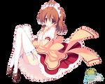 Furukawa Nagisa - Waitress
