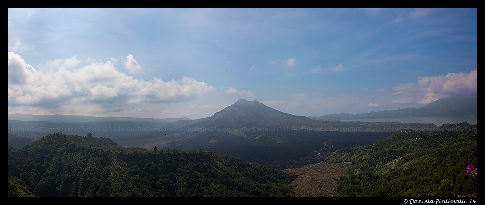 Mount Batur by TVD-Photography