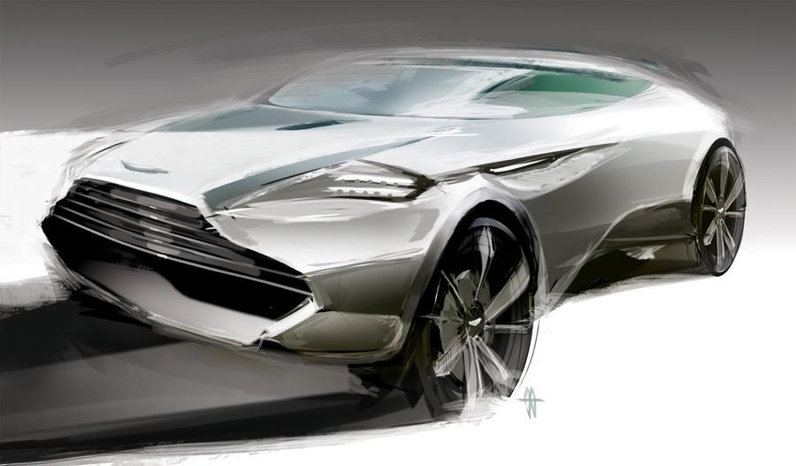 Aston Martin Suv By Slime Unit On Deviantart