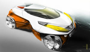 Honda fantasy concept