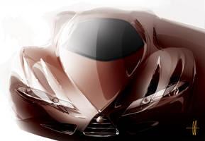Alfa supercar by slime-unit