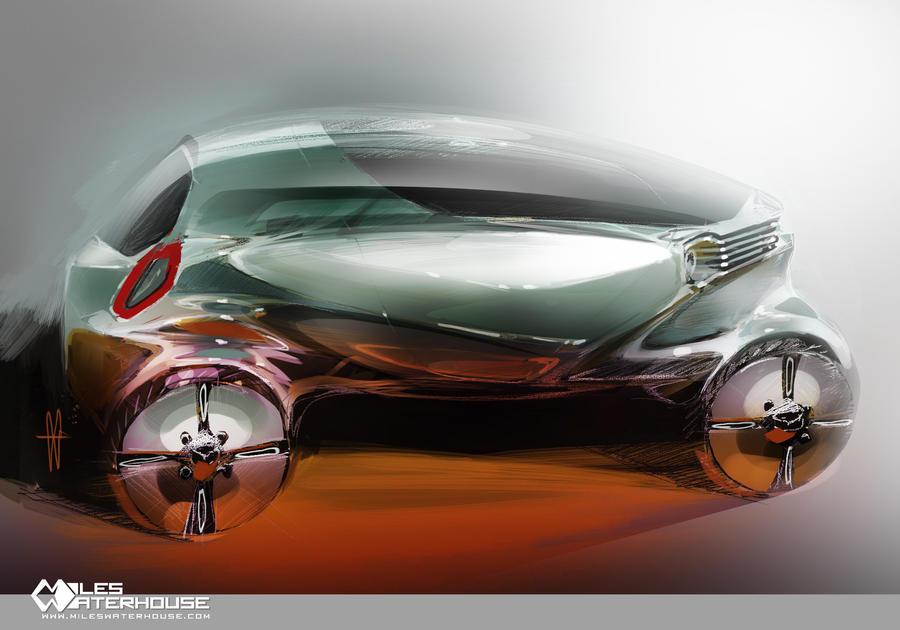 Mazda buggy