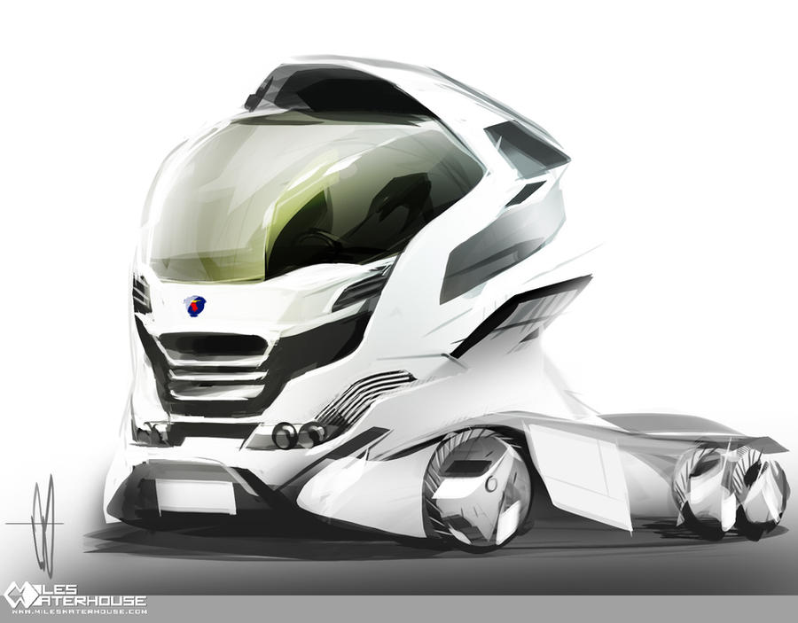 Scania Cab By Slime Unit On Deviantart