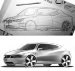 Saab Feedback sketch