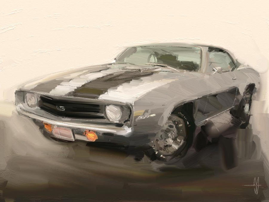 '69 Camaro by slime-unit