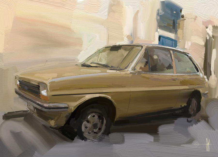 Ford_Fiesta by slime-unit