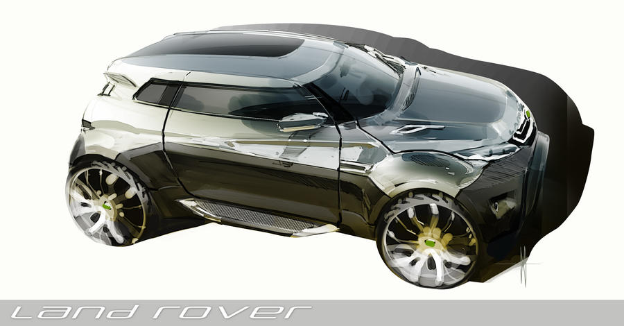 Land Rover Freelander by slime-unit