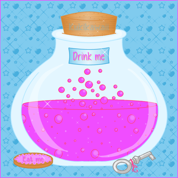 Drink me by sheamoonie