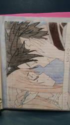 alo asuna and kirito  by rainbowdash24191997