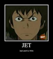 Jet Poster by N-Hyuman80