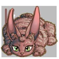 Sheep Bunny Puff by Aquimm