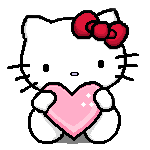 Hello Kitty Pixel by Thahaseen