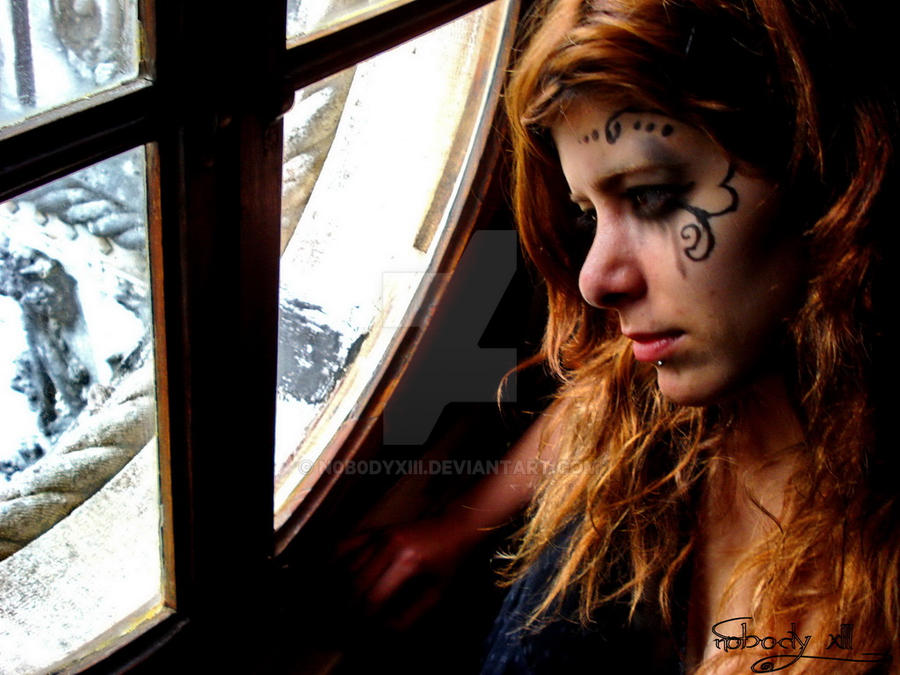 Tears of Solitude by N0b0dyXIII
