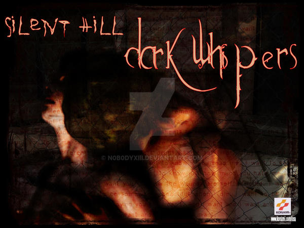 Silent Hill dark Whispers by N0b0dyXIII