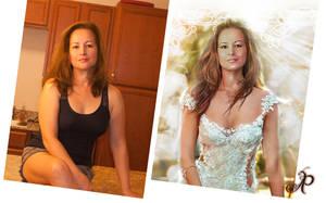 Bridal Elegance photoshop manipulation - YOUTUBE by PraxedesArt