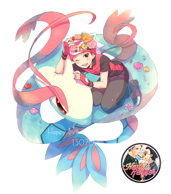 Pokemon Render by Hanitachawn