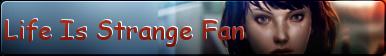 Life Is Strange Fan Button by FZone96