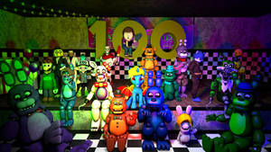 100+ WATCHERS!!!