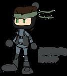 Solid Snake Bomber