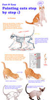 Painting cats tutorial