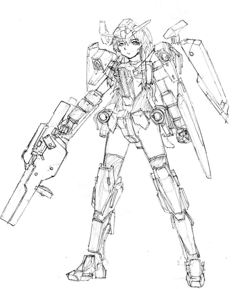 g gundam coloring pages - photo #19
