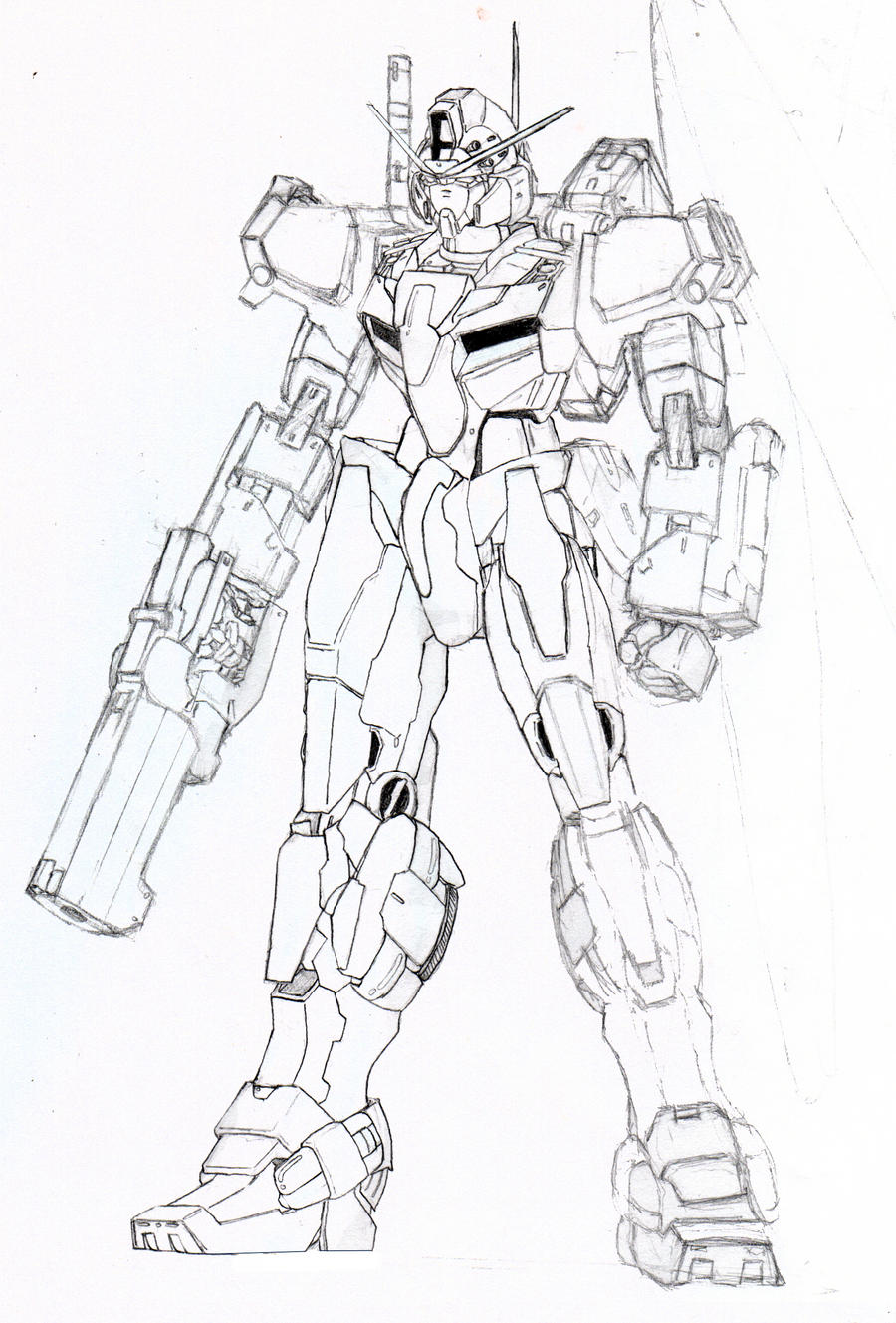 g gundam coloring pages - photo #40