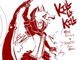 Kill la Kill by StrikeRougeMk2