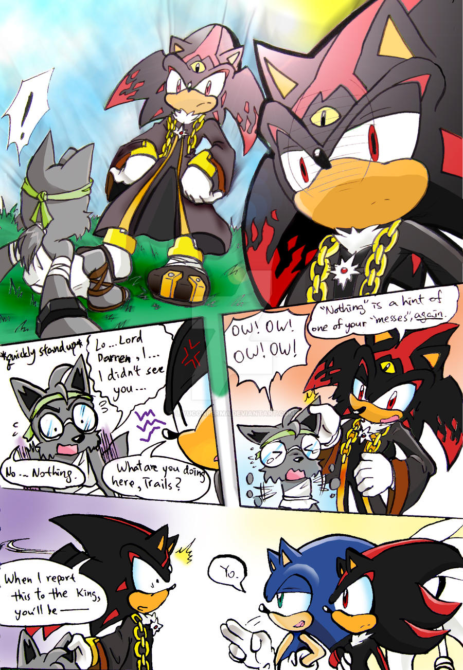 Teen's Play Issue 1 Page 5 by LiyuConberma