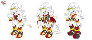 Prince Shadow-Cosium Outfits