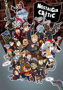 Nostalgia Critic DVD Cover Contest