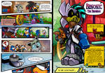 Teen's Play Issue 1 Page 36-37 (End of Issue 1)