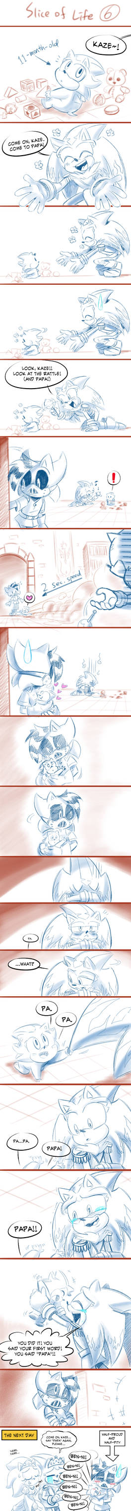 Slice of Life 6 (Kaze's First Word)