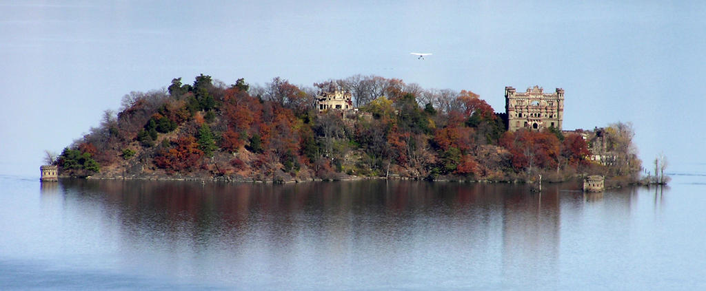 An Island in the Hudson 2009