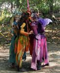 Fairy Gossip by TheMightyQuinn