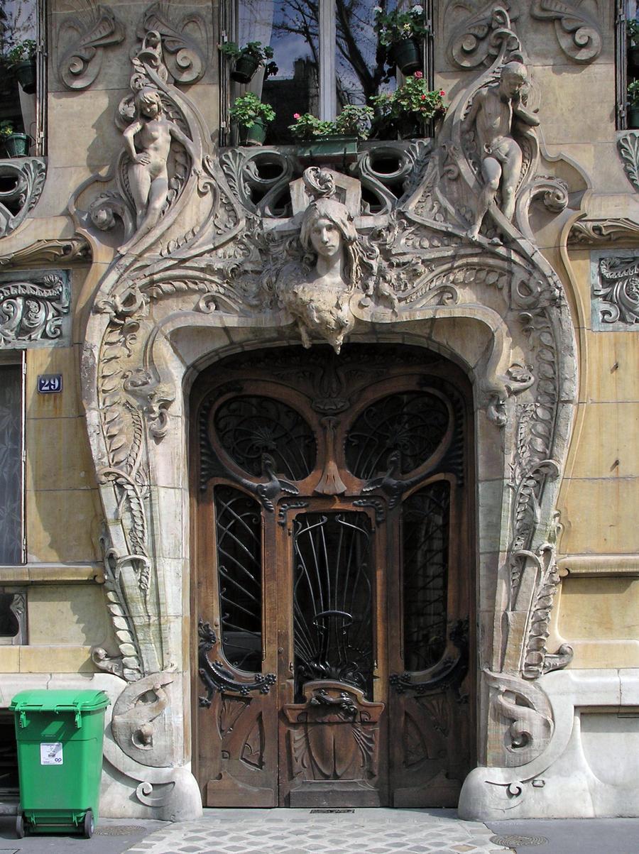 Paris Nouveau by TheMightyQuinn