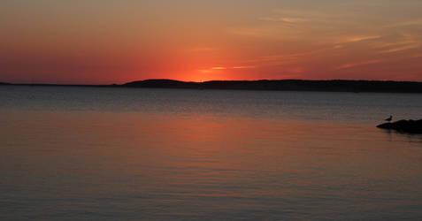 Wellfleet Sunset by TheMightyQuinn