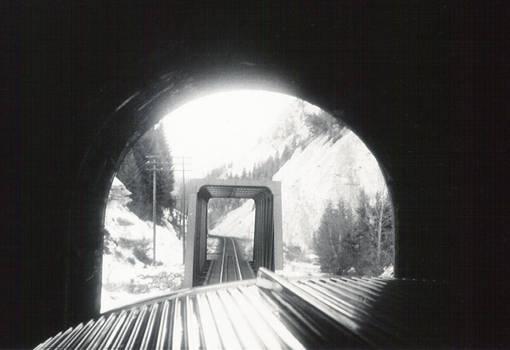 Train Trip 1968