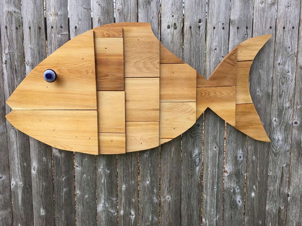 Yard Fish by TheMightyQuinn