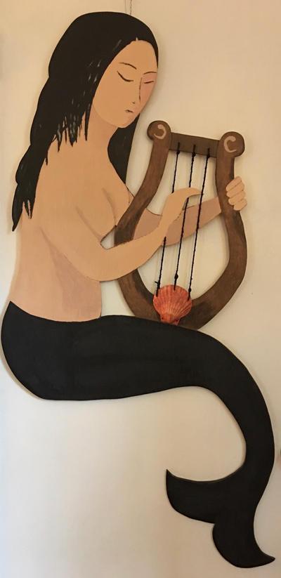 Mermaid after Martha Cahoon