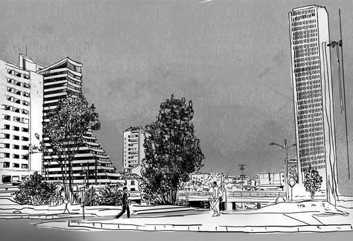 calle bogota ( Benkoz)
