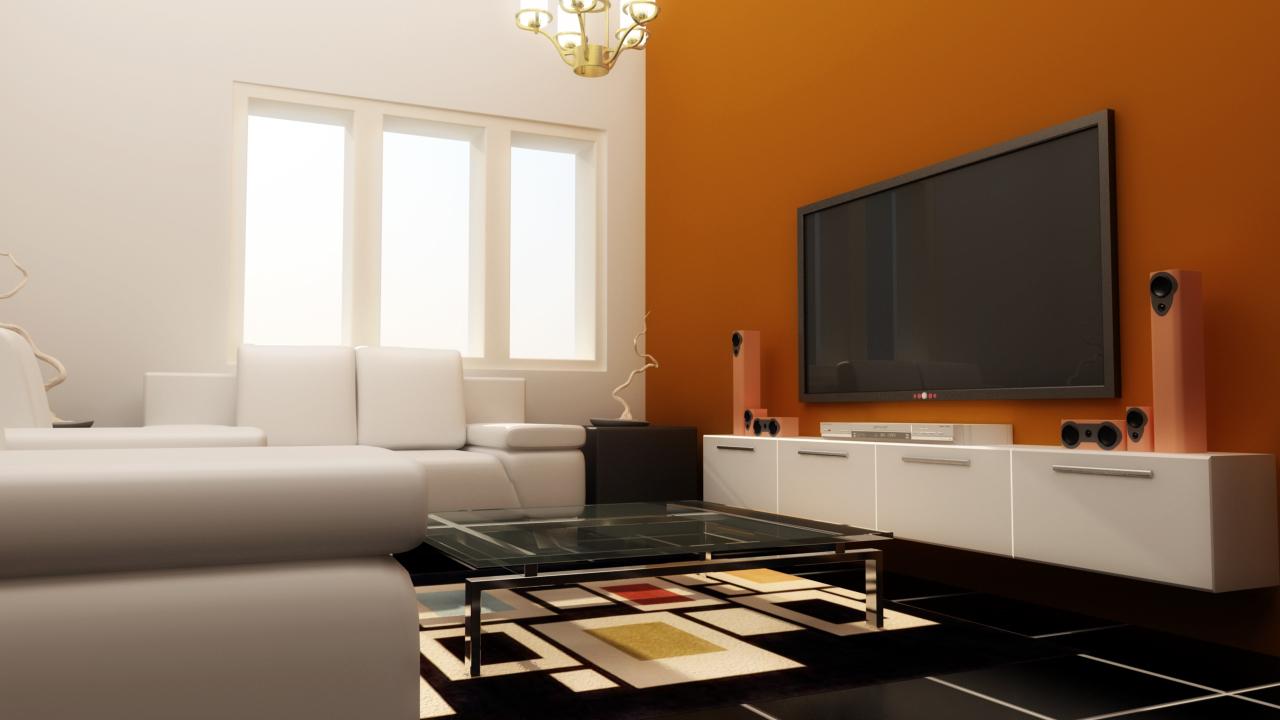 Living room design 02 by oxide1xx on deviantart for Living room design in nepal
