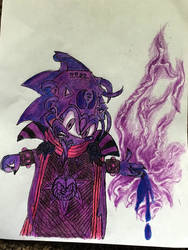 sonic as ivan ooze full body by kraidzilla
