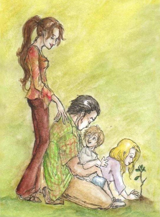 MythX - family by LevyRasputin