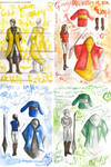 HP - quidditch fashion