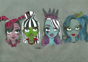 Monster High Sweet Screams by Hardsara