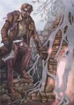 WIP ||| Sindar, an alchemist